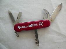 SWISS WENGER DELMONTE 6 TOOL POCKET KNIFE
