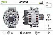 VALEO Alternator 439831 Fits AUDI Q3 8U VW Tiguan 2.0L 2007-