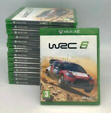 WRC 6 XBOX ONE Brand New Sealed
