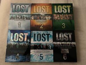 Lost The Complete Series Seasons 1-6 DVD