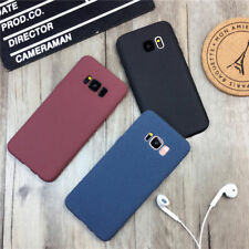 Ultra-thin Shockproof Matte Soft Rubber Case Cover For Samsung Galaxy Note 9 S8+