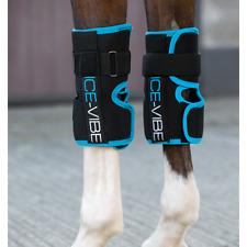 Horseware Ice-Vibe  Knee Wrap Black Full Size - #45220