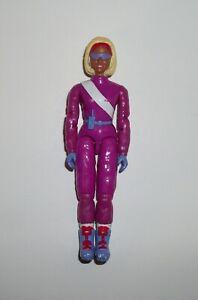 Vintage 1999 Lanard WOW Girls Alpine Skier 3 3/4 Action Figure