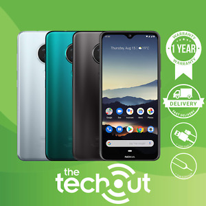 Nokia 7.2 TA-1193 64GB/128GB Cyan Green/Charcoal/Ice Unlocked Smartphone Mobile