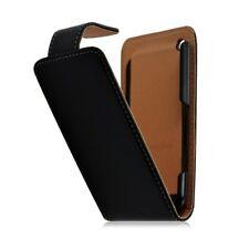 Housse coque étui pour Apple Iphone 3G/3GS couleur noir + film écran
