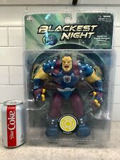 DC Blackest Night Mongul Sinestro Corps NRFB HUGE FIGURE!