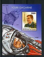 Guinea 2015 MNH Yuri Gagarin 1v S/S Space Astronauts Vostok 1 Youri Gagarine