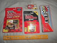 LOT OF 4 UNOPENED TERRY LABONTE #5 KELLOGG'S NASCAR 1:64 & 1:144 SCALE COLLECT