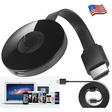 Miracast HD 1080P WiFi Display Dongle Wireless Receiver HDMI AirPlay DLNA Share
