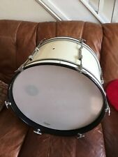 """More details for premier olympic virgin 20"""" 1950's birch bass drum"""