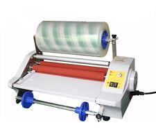 Four Rollers Hot Roll Laminating Machine FM360J Photo Film Laminator 110V