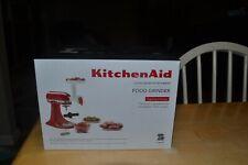 KitchenAid Food Grinder Attachment mdl: KSMFGA NEW
