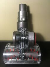 Dyson Mini Turbine Head Tool Attachment Power Brush DC17 Silver Vacuum Parts OB