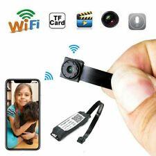 DIY WIFI P2P IP DVR Cam Hidden Spy Video Camera Recorder Wireless Camcorder New