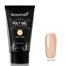 30ml Extension Finger Gel Crystal Jelly Polygel Nail Gel Camouflage UV LED Gel