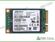 128GB HP Micron RealSSD C400 mSATA 6.0Gb/s SSD Solid State Drive MTFDDAT128MAM