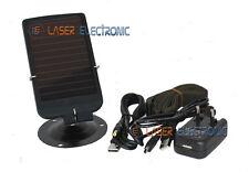 Pannellino Solare per Fototrappole ACORN modelli LTL-5210 LTL-6210 LTL-6310
