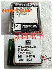 1× VECTRON 023-63007-01 718Y5124 5.1525MHz 12V OCXO Crystal Oscillator