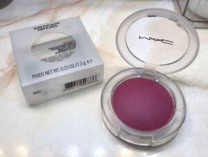 MAC ~ Glow Play Blush in Rosy Does It ~ 0.25 oz./7.3 g ~ Full Size ~ BNIB