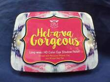 RUBY KISSES HEBANA GORGEOUS LONG WEAR HD COLOR EYE SHADOW PALLET #RSK03