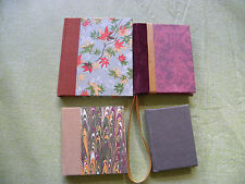 Lot of 4pc Extra Mini Diary-Notebook-Journal-Memo-Tiny-Cute- NEW - EB44