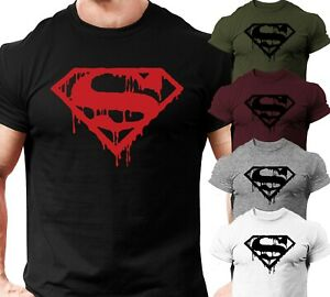 Superman Gym ,Exercise , Workout, Bodybuilding ,Casual Training  T-shirt Sport