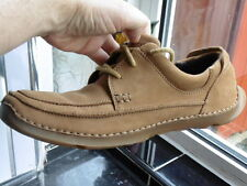 MEN'S LIGHT BROWN HUSH PUPPIES CONISTON SHOES SIZE UK 11