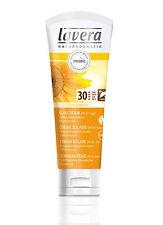 Lavera Sensible Crema de sol orgánico-mineral SPF 30 - 100% de protección UV 75ml