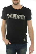 Camiseta Guess De hombre de manga corta M51I19