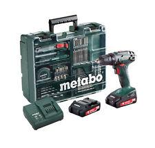 Metabo BS 18 LT 18V 1.3Ah Akkuschrauber-Set