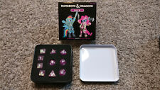 HASCON 2017 Exclusive My Little Pony Dungeons & Dragons Dice Set MLP D&D FS