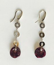 Antica Murrina Eclipse--Murano Glass Earrings