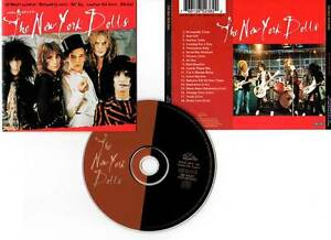 "THE NEW YORK DOLLS ""Archive"" (CD) Studio & Live 2001"