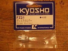 FZ-21 FZ21 Disk Holder - Kyosho Super Ten
