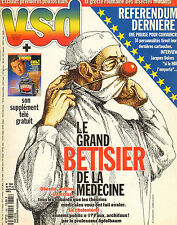 VSD N°785 cirque arlette gruss nigel mansell chasse a l'arc les insectes mutants