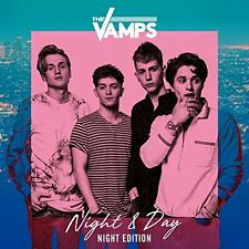 The Vamps - Night & Day (Night Edition) CD & DVD (Released July 14th 2017) New