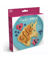Fred Crack a Smile Unicorn Breakfast Mold for Eggs and Pancakes 5218772 NEW