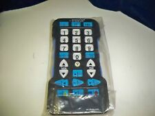 NEW Simplicity DVR RT-U27BX DVR Universal Remote Control Easy to Read Lights Up
