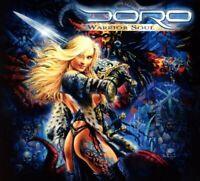 DORO - WARRIOR SOUL (LIMITED BLUE 2LP)  2 VINYL LP NEU