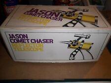 Jason 323 Comet Chaser Reflector Telescope in Box !
