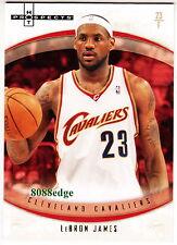2007-08 HOT PROSPECTS BASE CARD: LeBRON JAMES #5 CAVALIERS/HEAT ALL-NBA SCORING