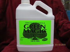 GREEN MAGIC ENGINE CLEANER DEGREASER 128 OUNCES - FULL GALLON FREE SHIPPING