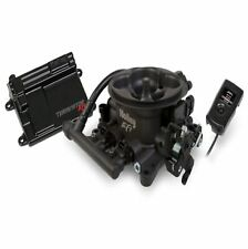 Holley 550-406 Gray Terminator EFI 4BBL Throttle Body Fuel Injection System