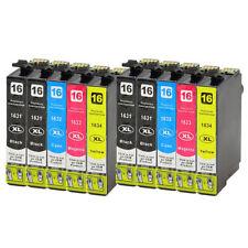 XL Cartuchos de tinta para Epson Workforce WF-2010W WF-2630WF WF-2750DWF Non Oem