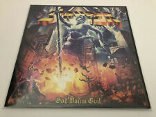 Stryper God Damn Evil Black Vinyl LP