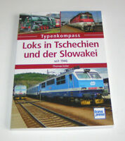 Loks in Tschechien und der Slowakei - CSD, CD/CDC, ZSSK/ZSCS -  seit 1946