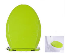 New Green Long V-Shape Resin Bathroom Accessories Toilet Seat Toilet Cover *