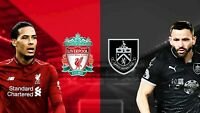 Liverpool v Burnley BEHIND CLOSED DOOR Programme 11/7/20!!! PRE-ORDER!!
