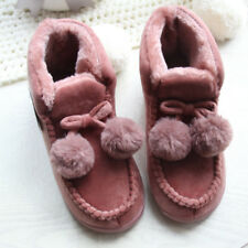 Women Slippers Winter House Indoor Shoes Warm Soft Cute Anti Slip Slipper Boots