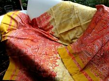 Bassetti Satin Bettwäsche Michelle orange Gold 135x200/80x80cm Limited Edition